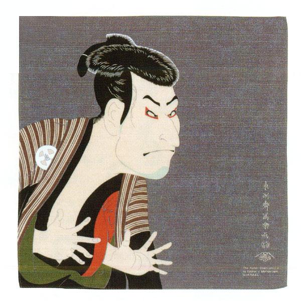 チーフ隅田川 浮世絵小ふろしき