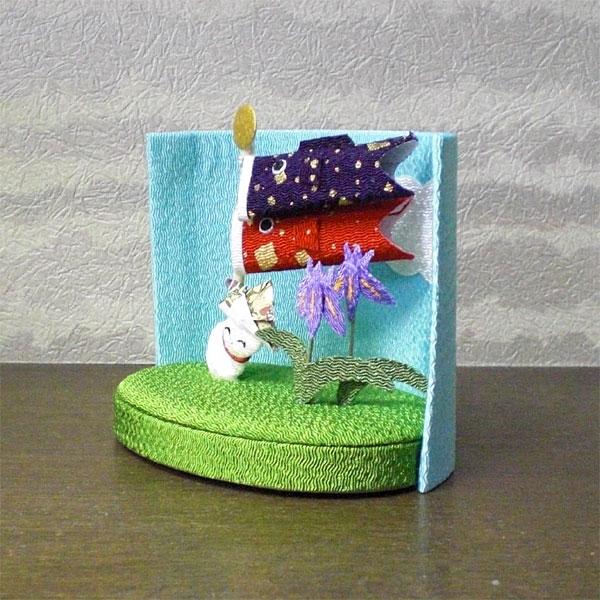 ちりめん四季の詩:鯉のぼり