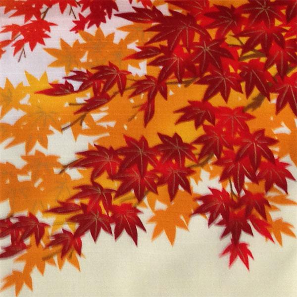 日本の四季 小風呂敷 秋