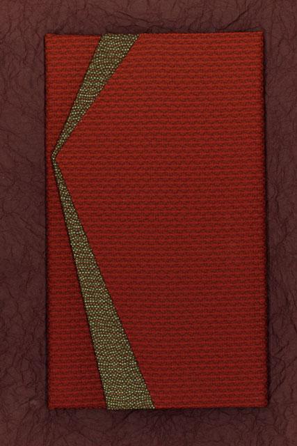 かのこ織(3P) 両面染風呂敷・ふくさ3点揃い