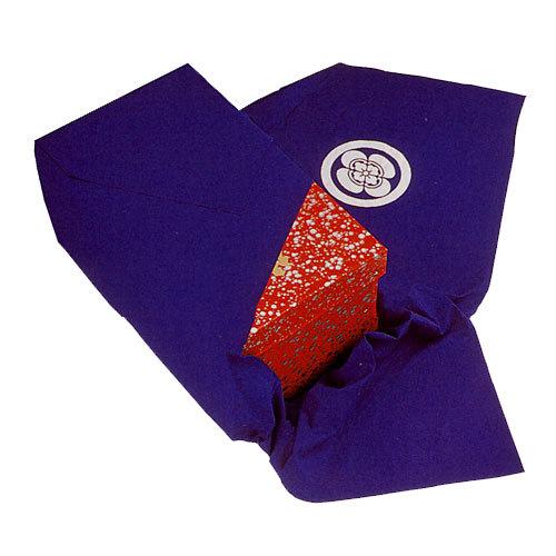 綿ブロード風呂敷 4巾 寿または既製紋