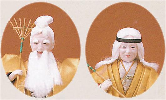高砂人形 創作人形 金閣2号
