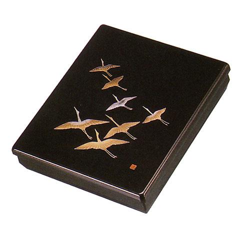 袋型 平安鶴