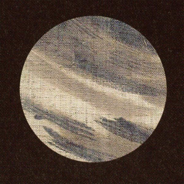 お月見のれん 月の月