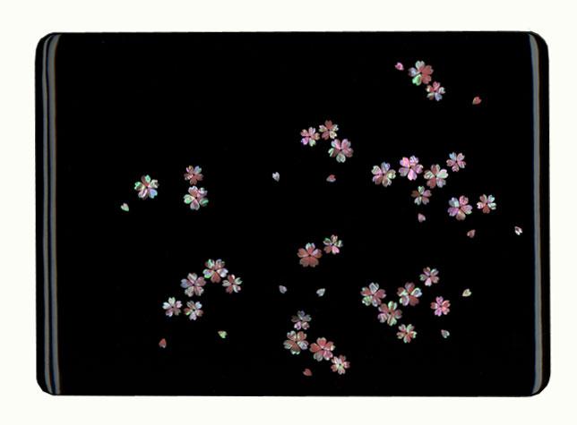 結納BOXセット 螺鈿(らでん) 小桜